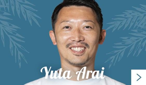 Yuta Arai